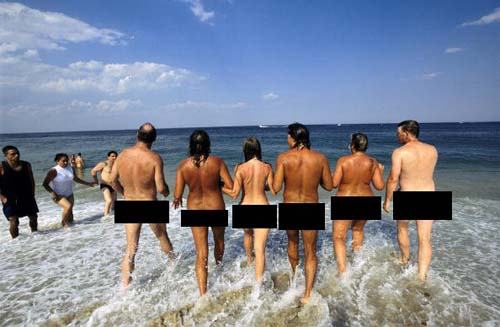 11 Pantai Bebas Bugil Terbaik di Dunia: Pantai Gunnison (New Jersey, US)
