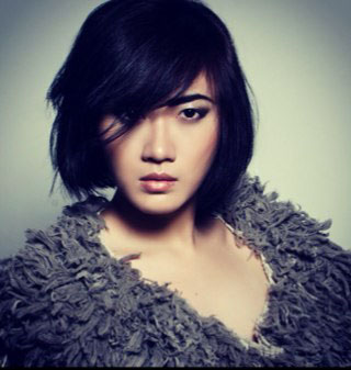 Model Indo on Asia Next Top Model   Indonesia