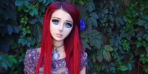 boneka barbie, manusia boneka, manusia boneka barbie, boneka barbie nyata, barbie di dunia nyata