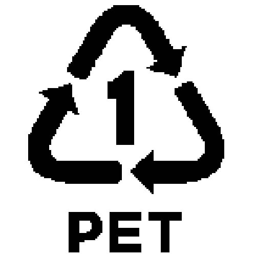 Mengenal Arti 8 Kode Pada Wadah Plastik: PETE/PET