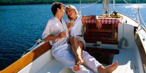 10 Tempat Nakal untuk Bercinta: Kapal Pesiar