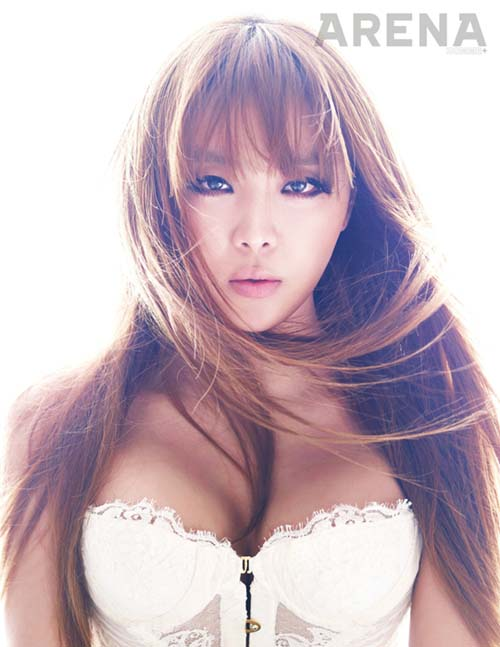 Narsha Brown Eyed Girls' Arena
