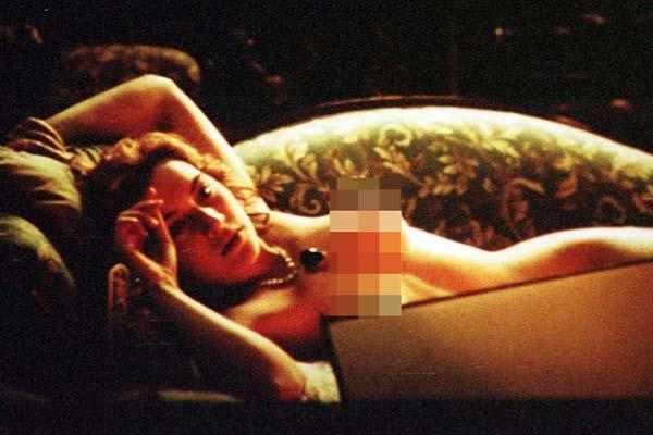 Kate Winslet di film Titanic