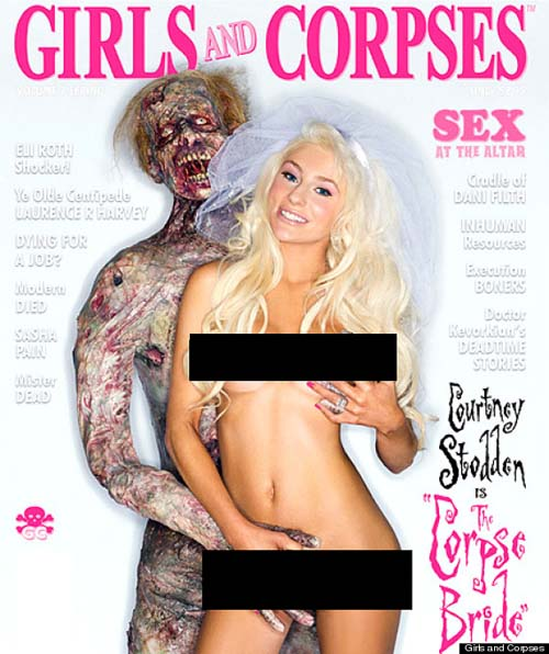 Courtney Stodden Girls and Corpses