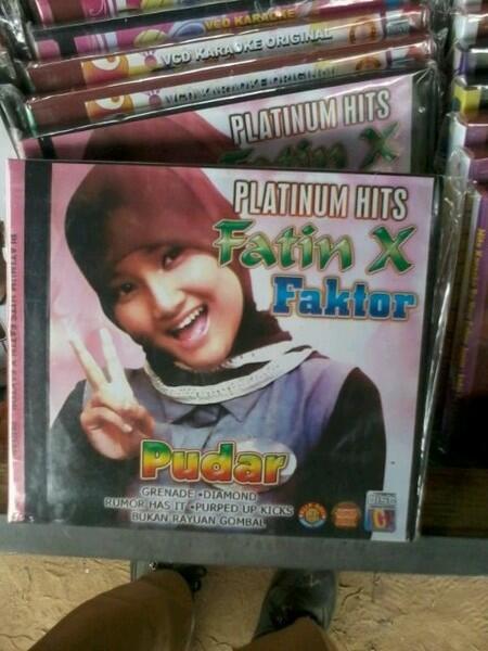 Fatin Platinum Hits X Faktor