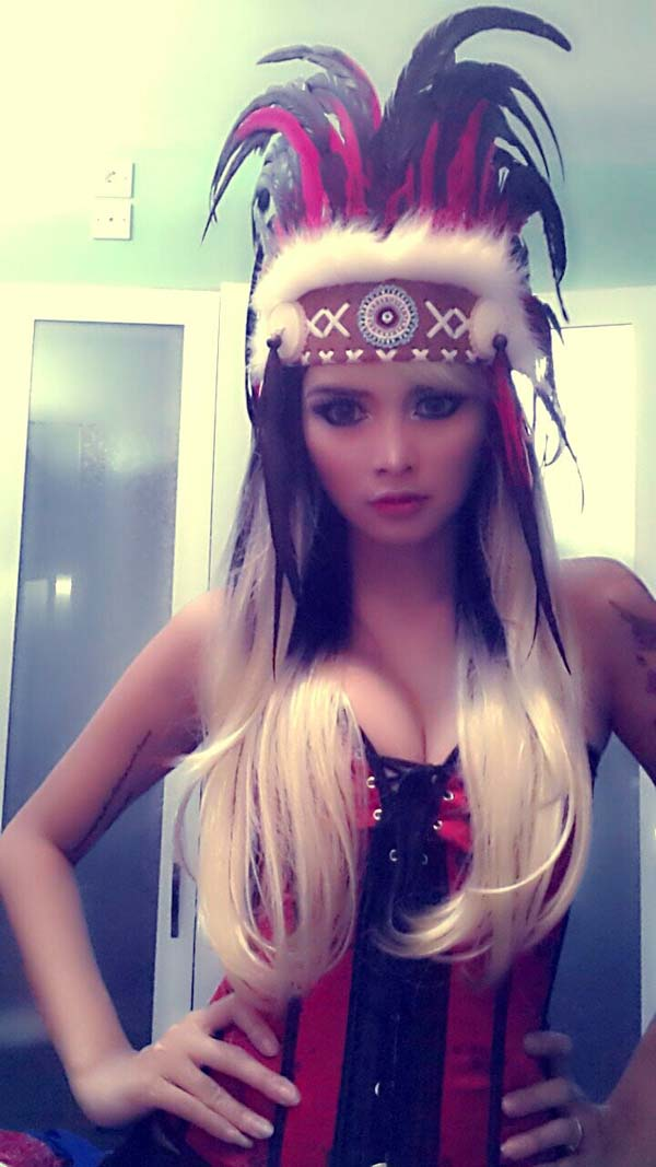 Kumpulan Foto Seksi DJ Verny