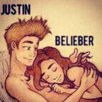 Kartun bugil Justin Bieber
