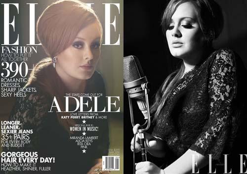 Adele Elle Women in Music