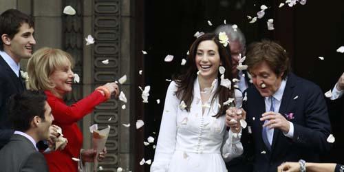 5 Pernikahan Selebriti Termahal Yang Tidak Bertahan Lama: Sir Paul McCartney dan Heather Mills