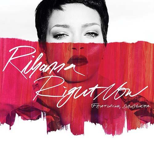 Artwork Rihanna Right Now