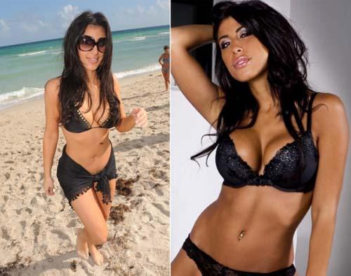 Kim Kardashian - Leyla Ghodabi