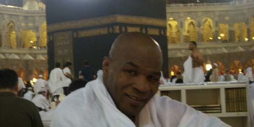 10 Selebriti Muslim Paling Populer di Amerika: Mike Tyson