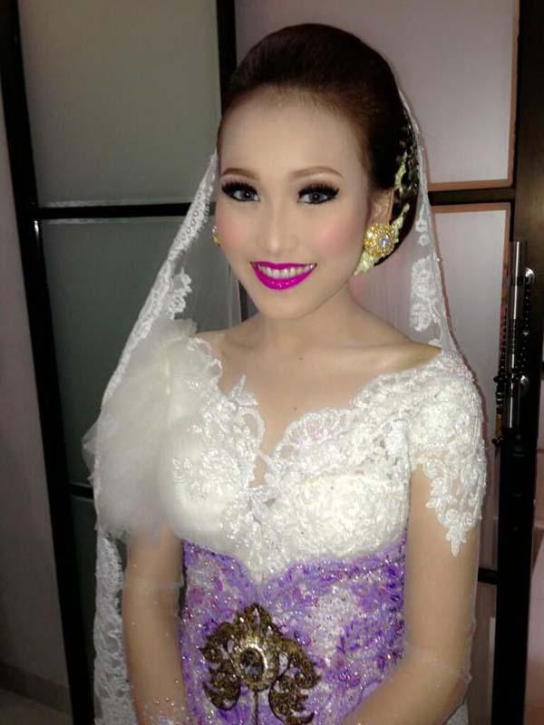 Ayu Ting Ting & Enji resmi menikah @kapanlagi.com/twitter/rha