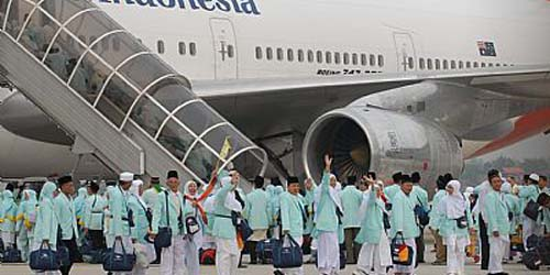 Virus Corona Mengancam Jamaah Haji Indonesia