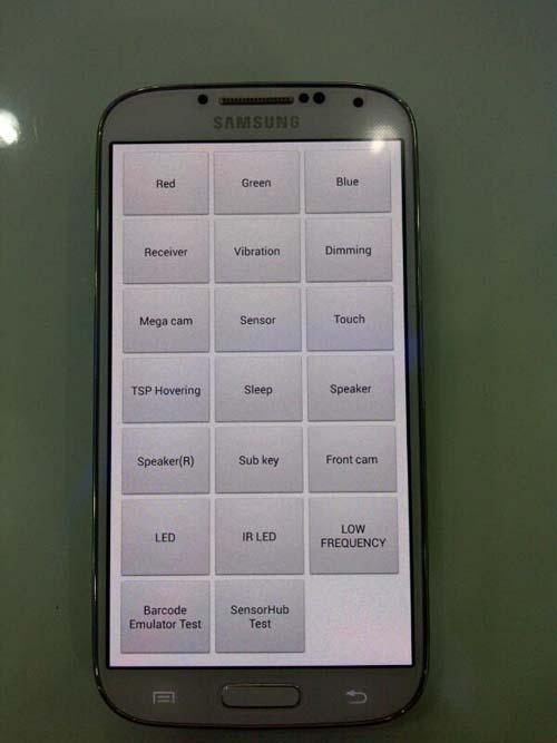 Mengenali Samsung Galaxy S4 Asli apa Palsu: Kode *#0*#