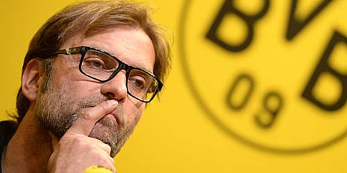 Klopp Akui Belum Puas dengan Performa Borussia Dortmund