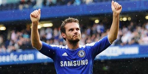 Mourinho Isyaratkan Juan Mata Bertahan di Stamford Bridge