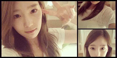 Tiffany Girls' Generation Pajang Foto Taeyeon Saat Tidur