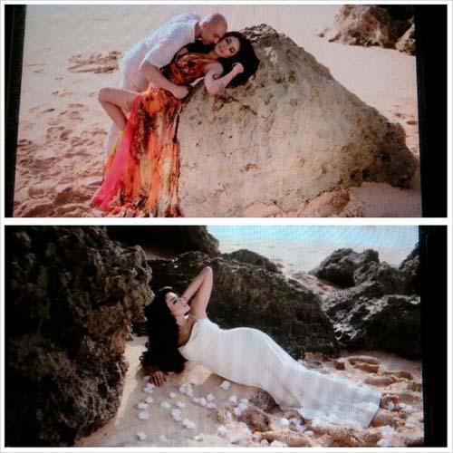 Pre Wedding Nikita Mirzani