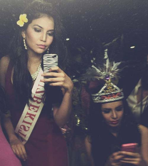 Miss Uzbekistan 2013