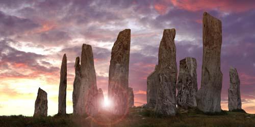5 Bangunan Prasejarah yang Masih Misteri: Callanish Stones