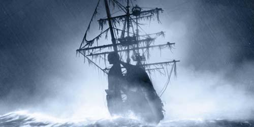 5 Kapal Paling Berhantu