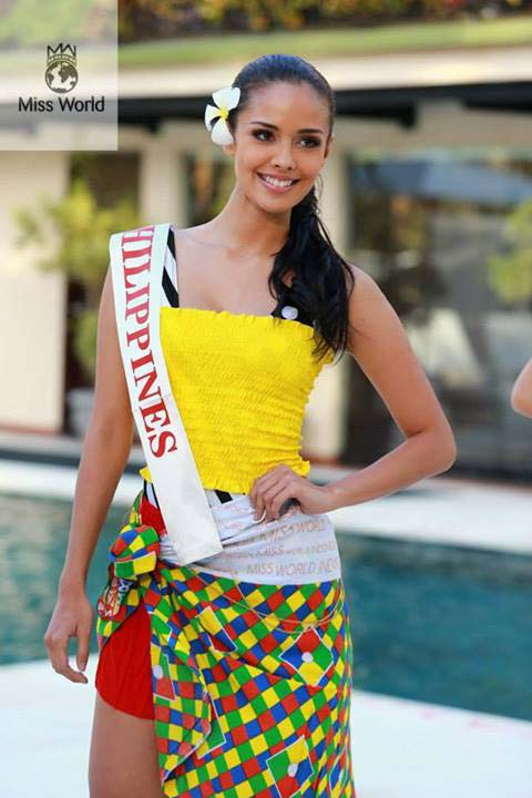Miss World Filipina