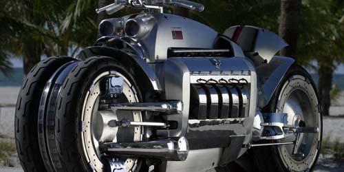 Dodge Tomahawk Gila 5 Motor Tercepat Di Dunia