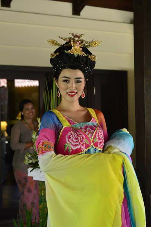 Miss World China