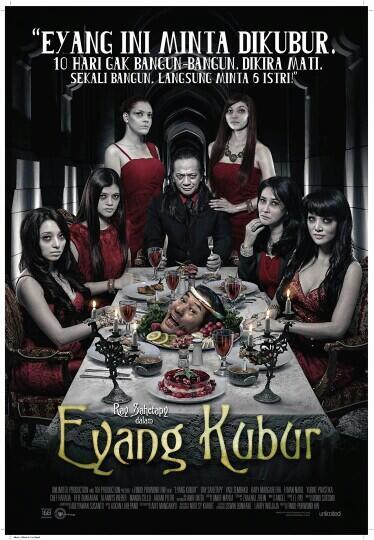 Poster Eyang Kubur