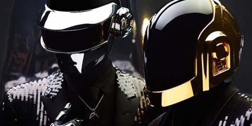 Daft Punk Produksi Get Lucky versi Kondom