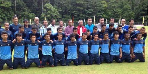 Daftar 20 Pemain Timnas Indonesia di Piala AFF U-19 2013