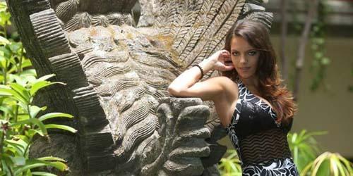 Foto Cantiknya Kontestan Miss World 2013 di Ayodya, Nusa Dua Bali
