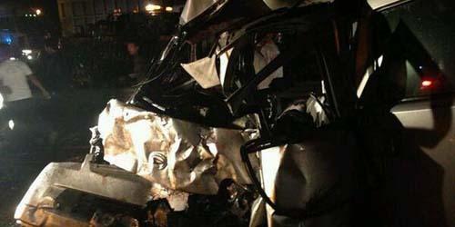 [Foto] Korban Kecelakaan Maut di Tol Jagorawi