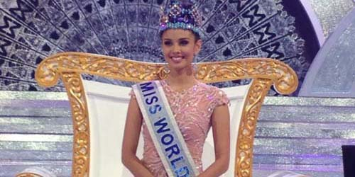 Gagal Ikut Miss Universe, Megan Young Raih Mahkota Miss World 2013