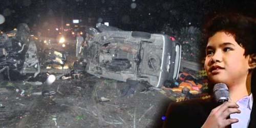 Kecelakaan Maut Dul Anak Ahmad Dhani di Tol Jogorawi, 6 Tewas