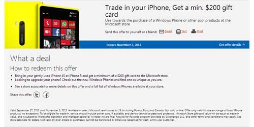 Microsoft Beli iPhone 4S dan iPhone 5 Bekas dengan Harga Minimal Rp 2,3 juta