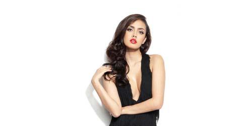 Miss Filipina Megan Young Pernah Didiskualifikasi Gara-gara Foto Topless