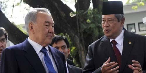 Presiden Kazakhstan Akui Kepopuleran Mie Instan Indonesia