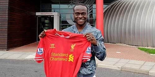 Victor Moses Resmi Gabung Liverpool
