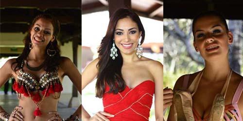 Wanita-wanita Cantik Kontestan Miss World 2013 di Bali