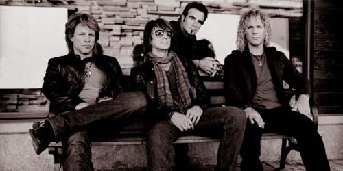 5 Band Rock yang Pernah Menggetarkan Indonesia: Bon Jovi