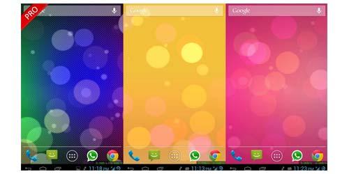 ini bisa ubah android kamu menjadi iphone ios7 ios 7 live wallpaper