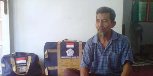 Kisah Inspiratif: Akhirnya Naik Haji: Abdullah, Tukang Becak Naik Haji
