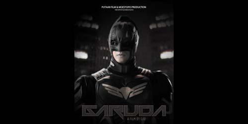 Film Garuda Superhero Digadang Siap Saingi Film Hollywood