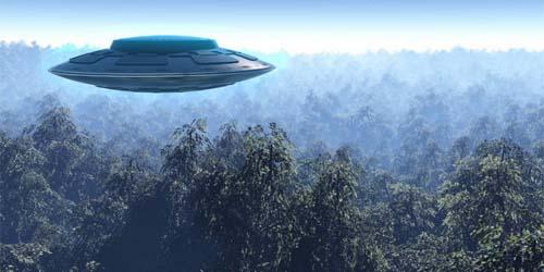 Angkatan Udara Peru Bentuk Tim Pemburu UFO