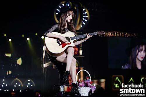 Girls Generation (SNSD) Tampil Seksi di Konser Marchen Fantasy: Seohyun
