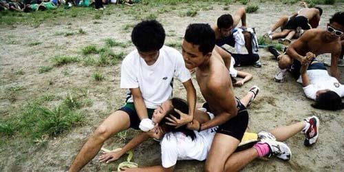 Foto Adegan Mesum Ospek ITN Malang Beredar di Internet
