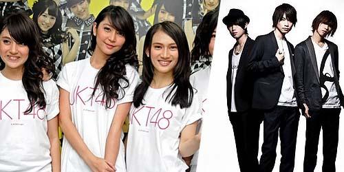 jkt48 tutup aksi band jepang weaver di indonesia japan