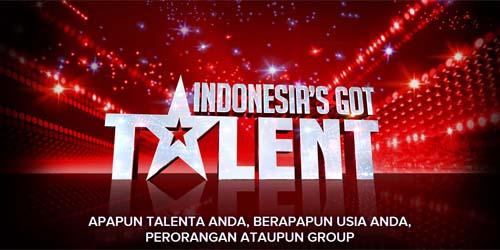 Pendaftaran Online Indonesia's Got Talent 2014 Telah Dibuka